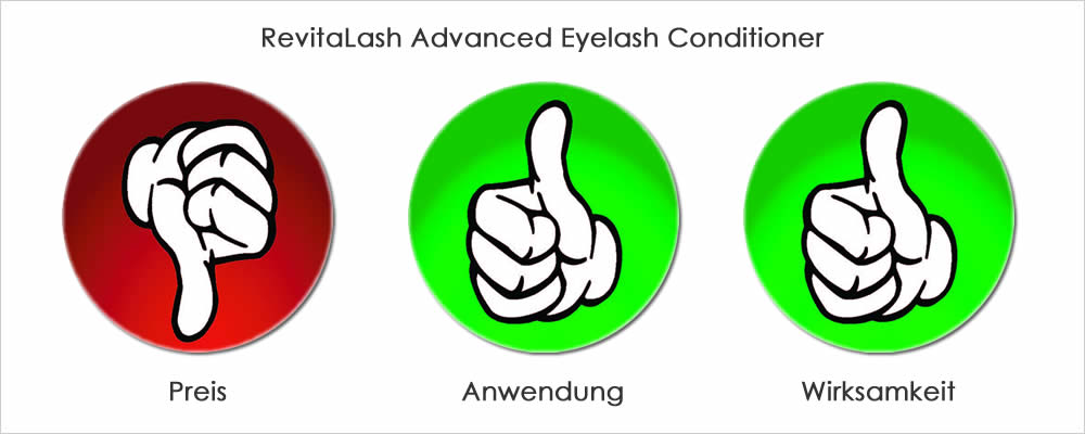 RevitaLash Advanced Eyelash Conditioner Bewertung